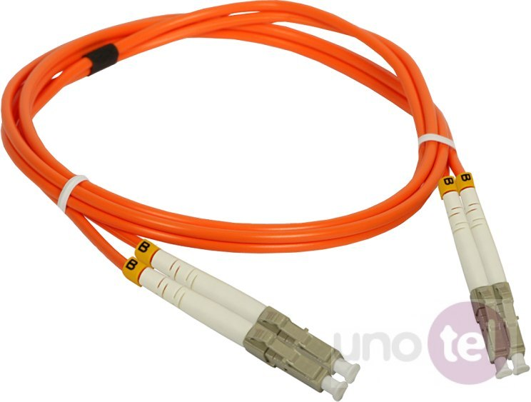 Patch cord MM OM2 LC-LC duplex 50/125 3.0m