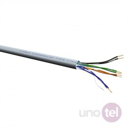 Kabel UTP kat.6A 4x2x23AWG PVC 300m VALUE